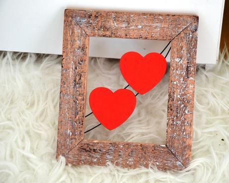 drevený obraz srdcia - Obrázok č. 1