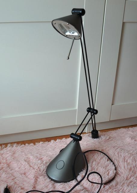 stolná lampa - Obrázok č. 2