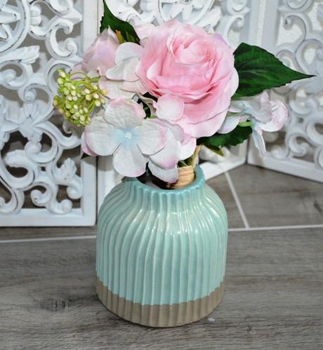 zaujímavá keramická váza - Obrázok č. 2
