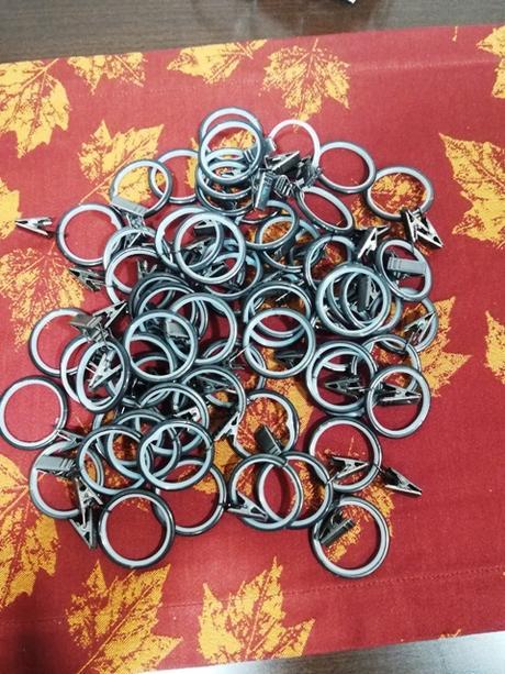 60 krúžkov na záclony - Obrázok č. 1