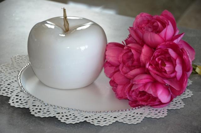 keramické jablko - Obrázok č. 1