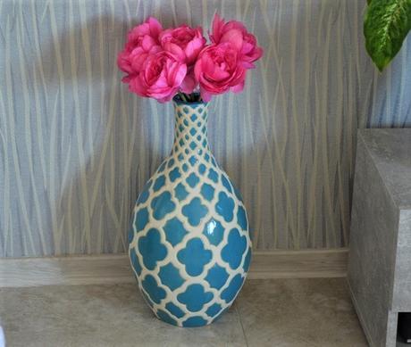 váza maroko-výška 43cm - Obrázok č. 1