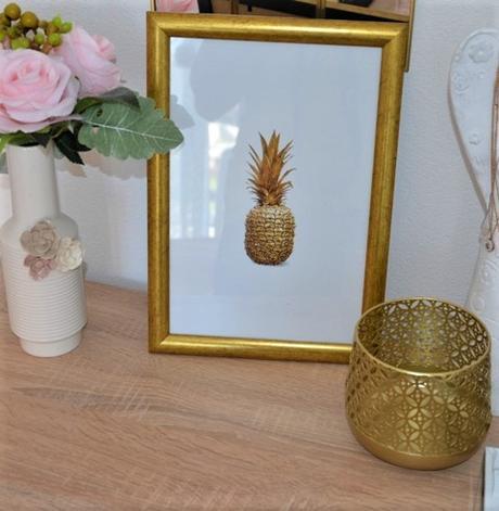 obraz zaltý ananás - Obrázok č. 2