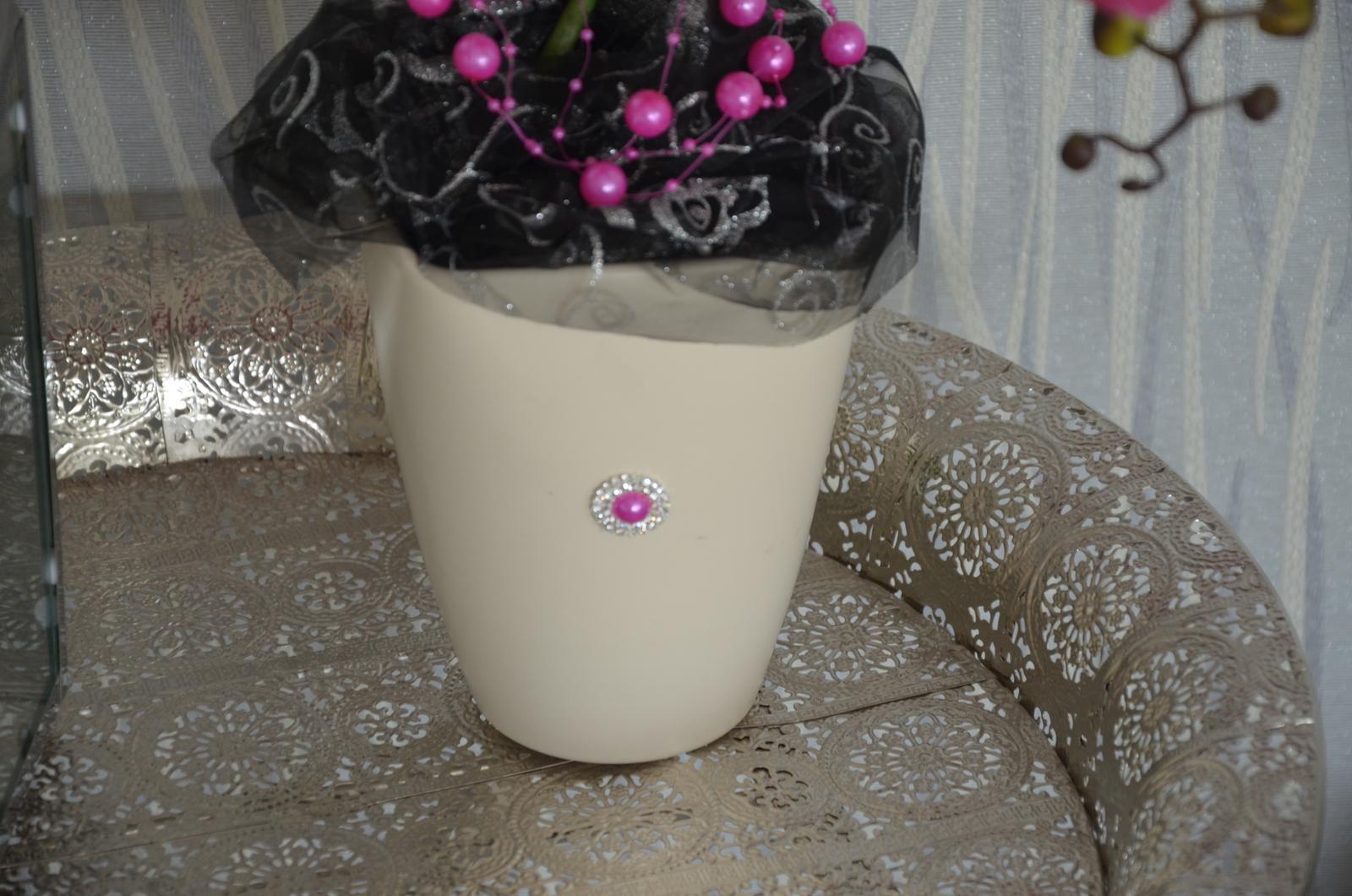 dekorácia orchidea - Obrázok č. 3