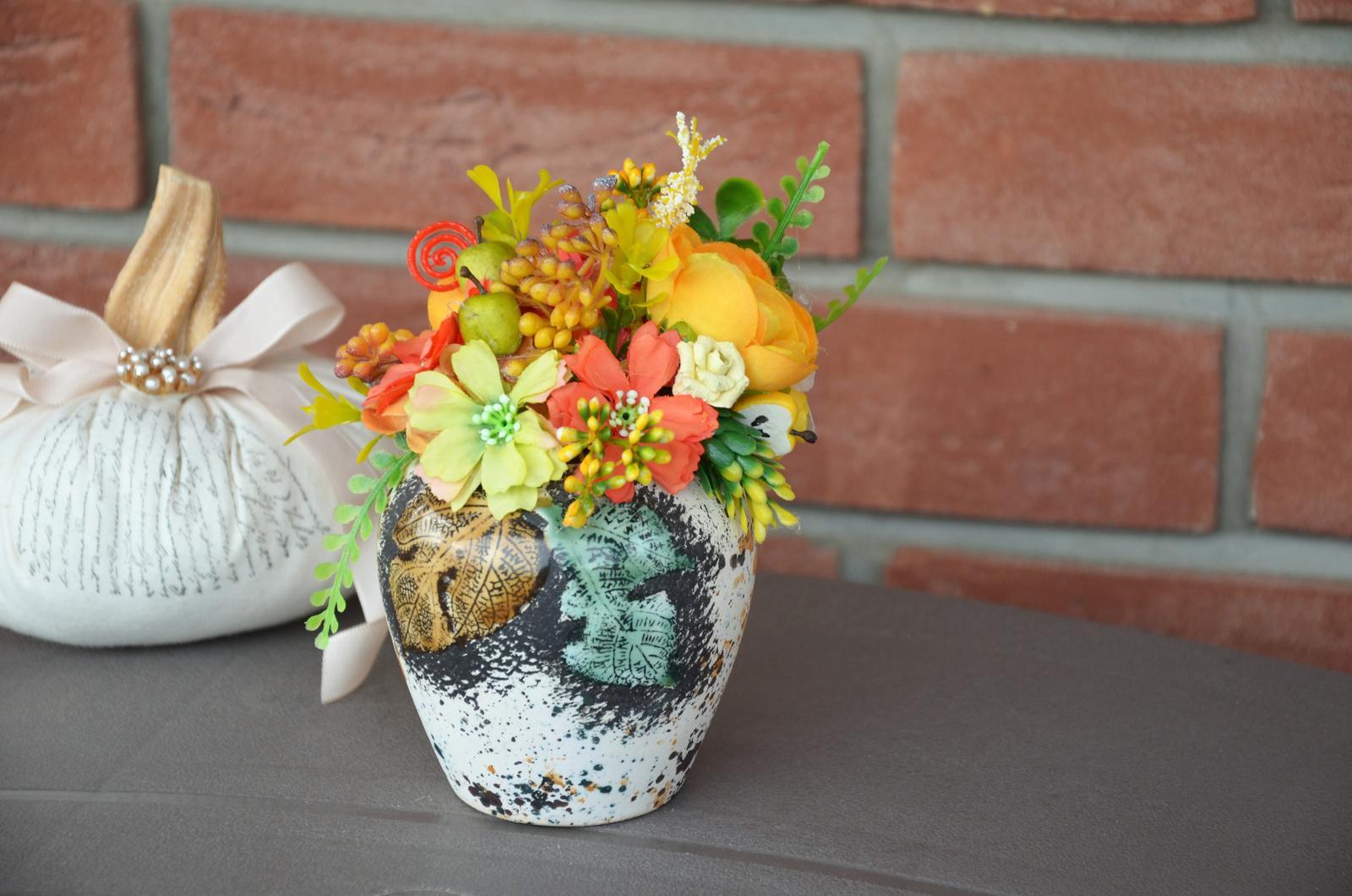 jesenná dekoracia - Obrázok č. 2