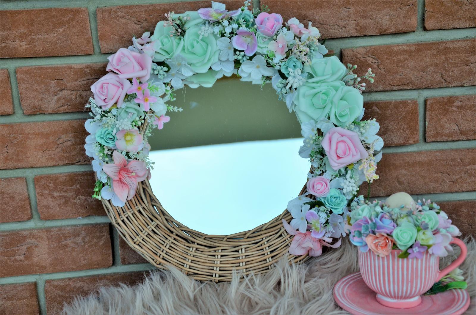 ratanové sweet zrkadlo - Obrázok č. 1