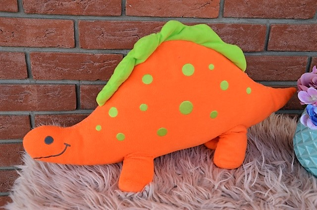 vankúš dinosaurus - Obrázok č. 1
