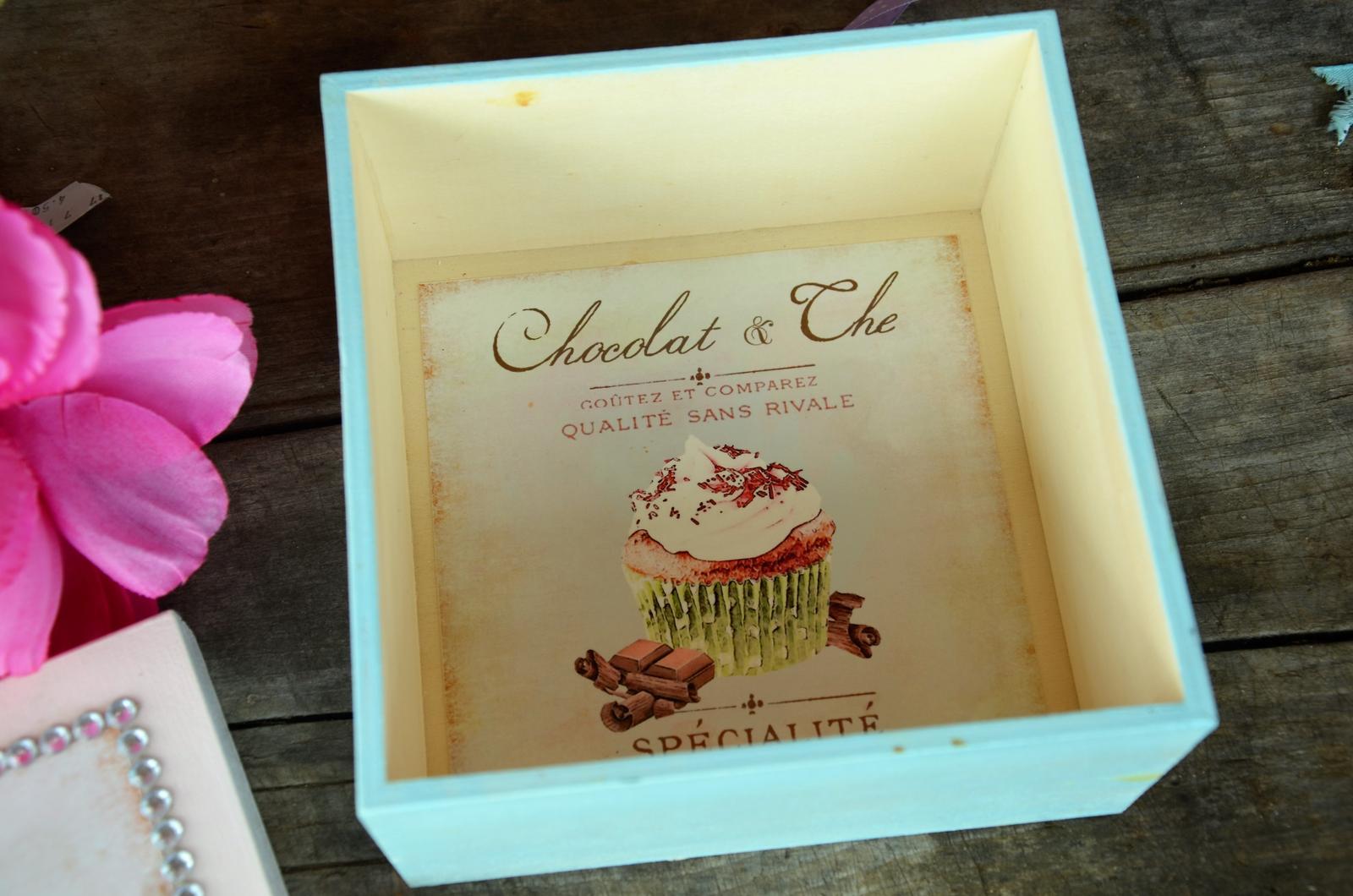 krabička muffin - Obrázok č. 4