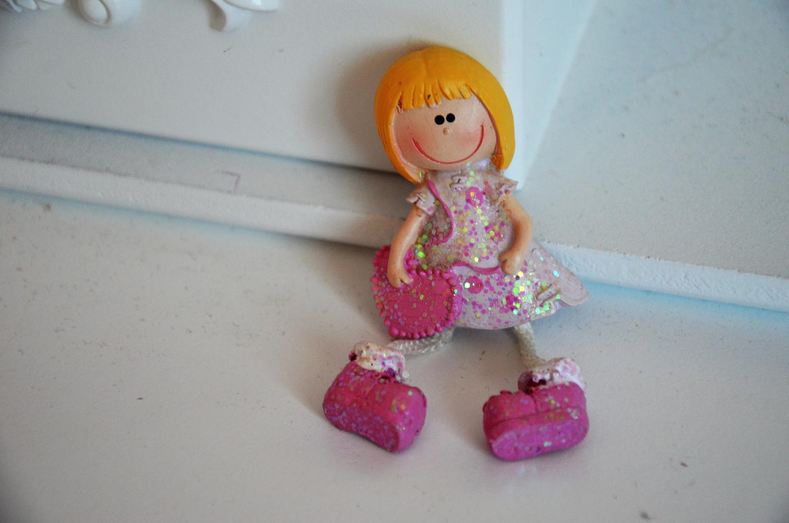 magnetka dievčatko-2 - Obrázok č. 1