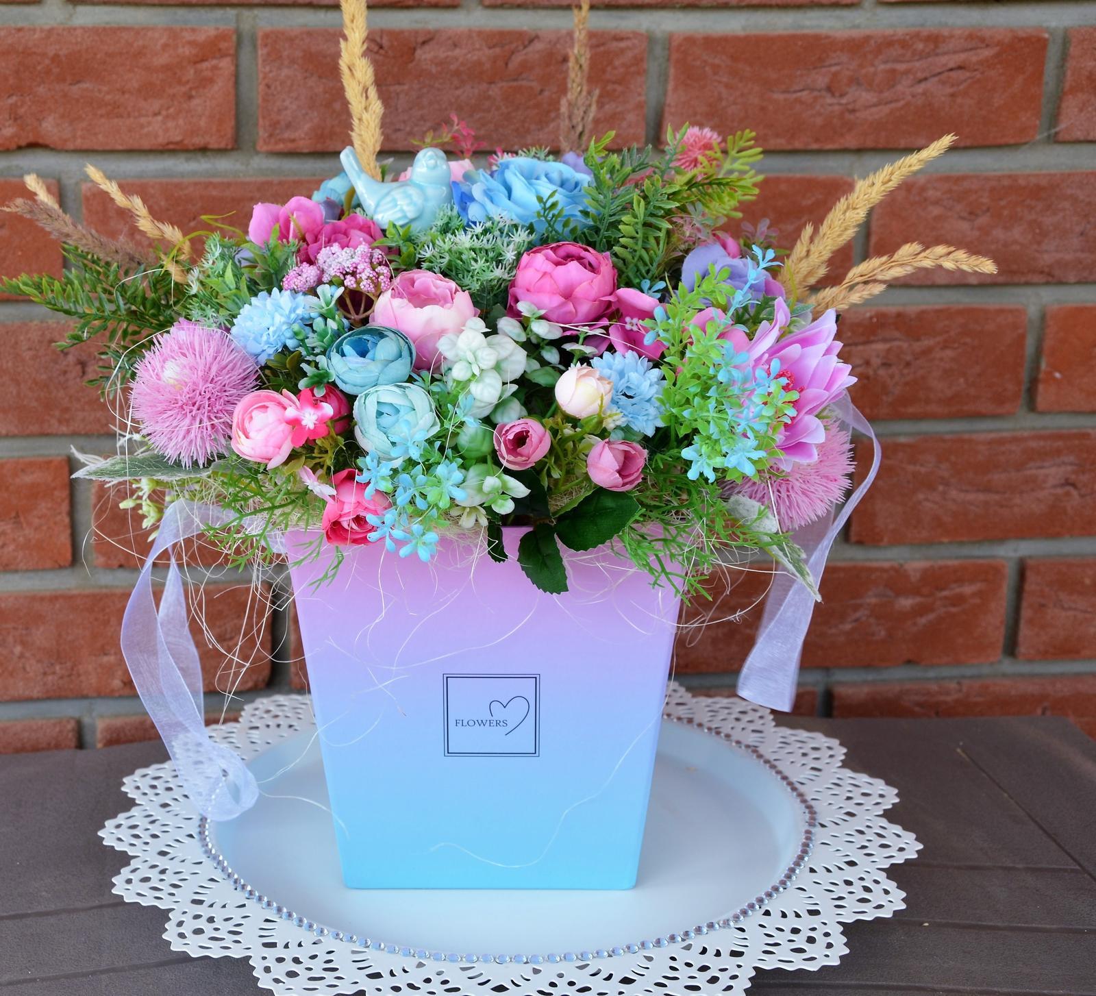 flower box - Obrázok č. 1