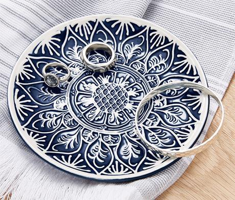 dekoračný tanierik - Obrázok č. 1