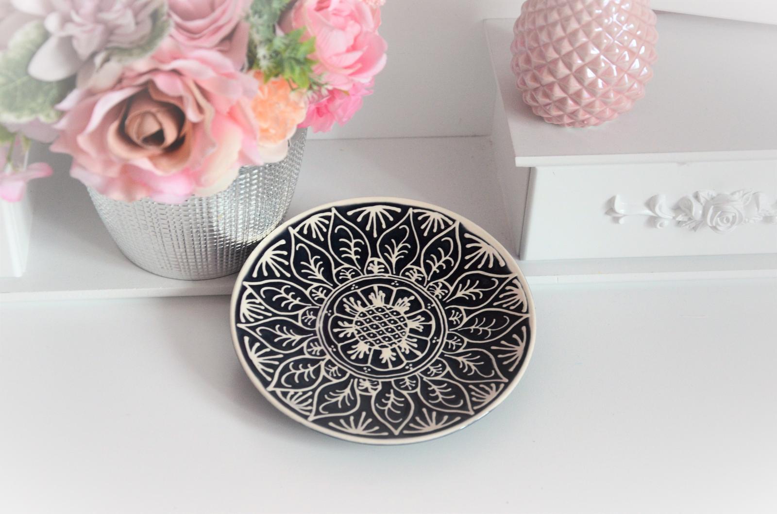 dekoračný tanierik - Obrázok č. 2