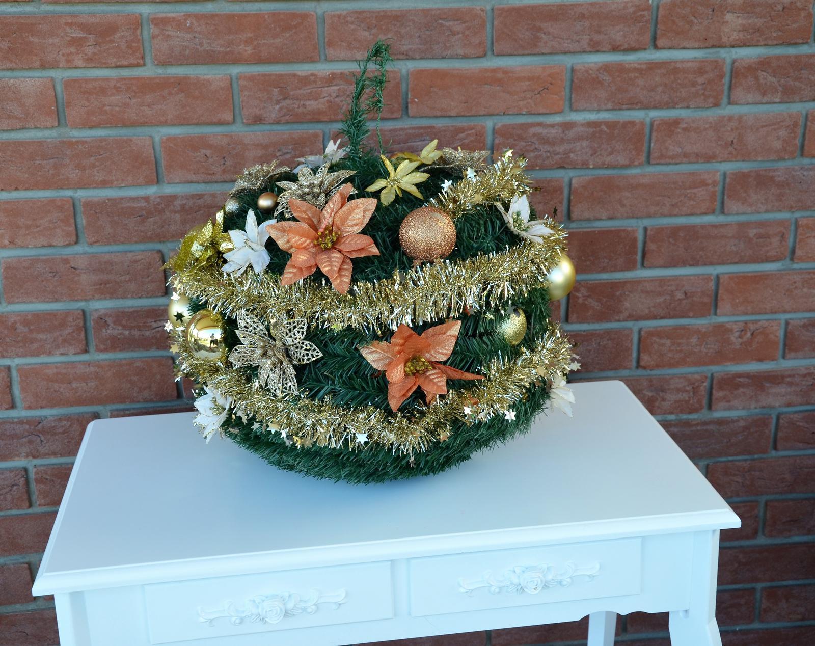 vianočná čečinová gula - Obrázok č. 1