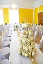 Svatební dortíky-vynikající