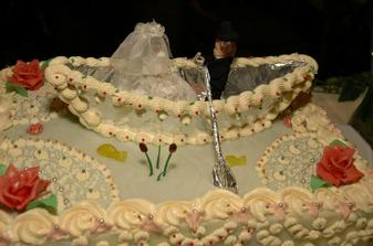 tortička od krstnej mamy-nevestin svedok