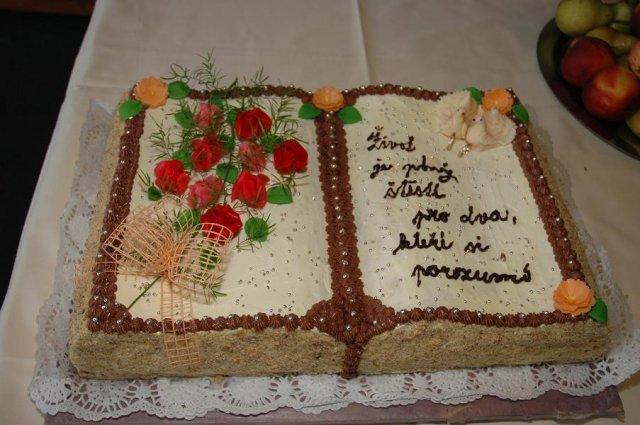 Miriam Urmínska{{_AND_}}Gabriel Kormúth - tortička od Gabiny