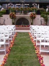 Že by svatba venku?