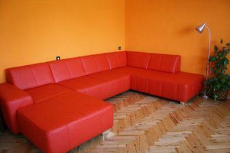 ...naše nová sedačka, budem muset malovat.......