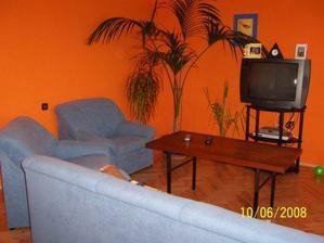 náš obýváček,zatím vypadá takhle....