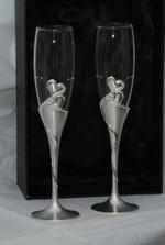naše svadobné poháre už ich máme doma