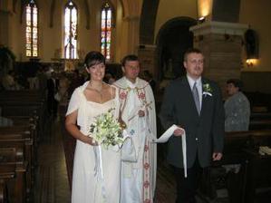 oficiálne manželia