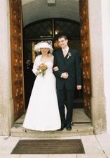 Novomanželé Karasovi
