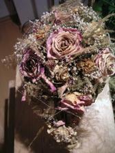 moje kytička po roce od svatby