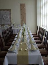 Vyzdoba stolov