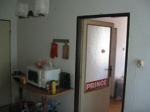 dveře které jsme pak zazdili