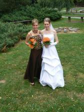 s moji sestřičkou