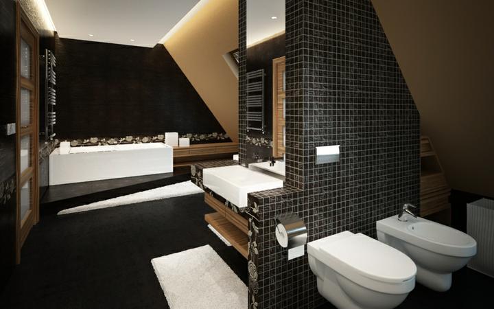3D návrh kúpelní - Obrázok č. 1