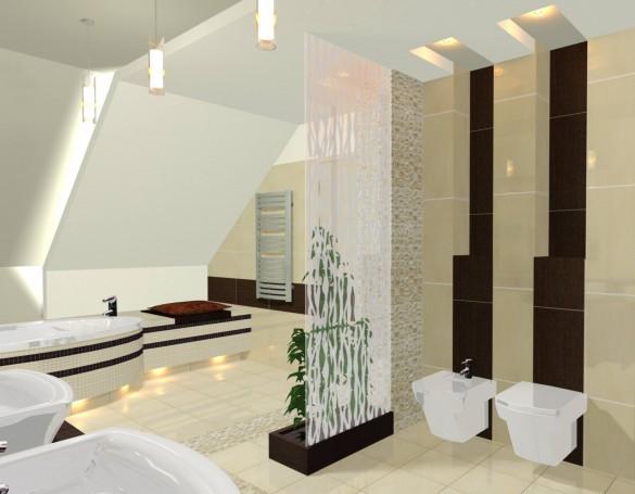 3D návrh kúpelní - Obrázok č. 5