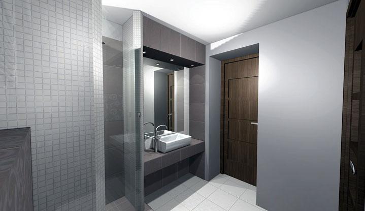 3D návrh kúpelní - Obrázok č. 9