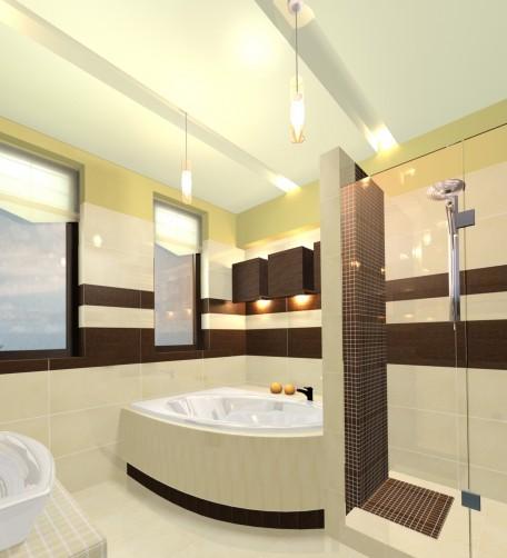 3D návrh kúpelní - Obrázok č. 6