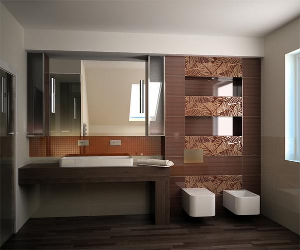 3D návrh kúpelní - Obrázok č. 12