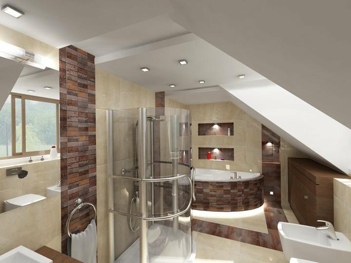 3D návrh kúpelní - Obrázok č. 18
