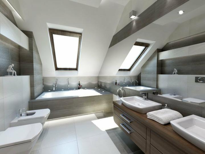 3D návrh kúpelní - Obrázok č. 20