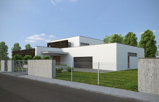 3D návrh domu - Obrázok č. 5