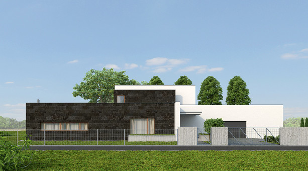 3D návrh domu - Obrázok č. 6