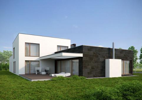 3D návrh domu - Obrázok č. 7