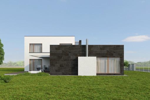 3D návrh domu - Obrázok č. 8