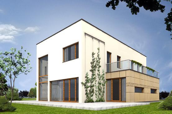 3D návrh domu - Obrázok č. 11