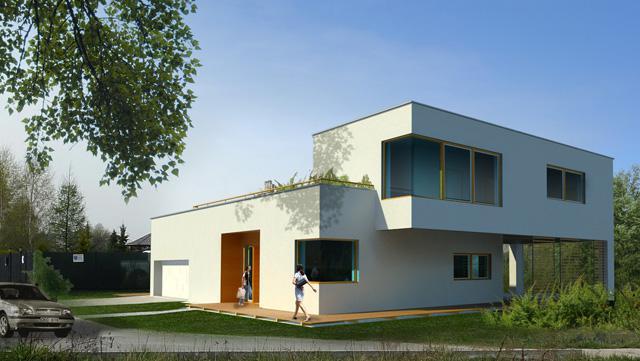 3D návrh domu - Obrázok č. 15