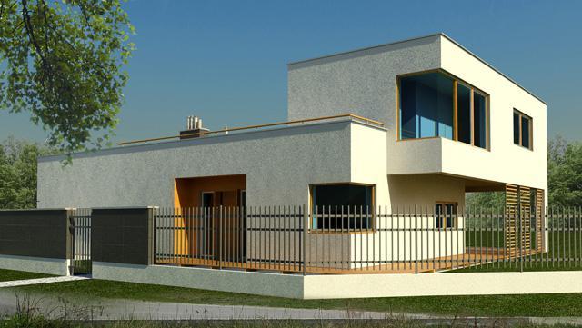 3D návrh domu - Obrázok č. 16