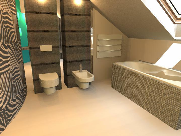 3D návrh kúpelní - Obrázok č. 22