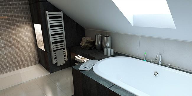 3D návrh kúpelní - Obrázok č. 28