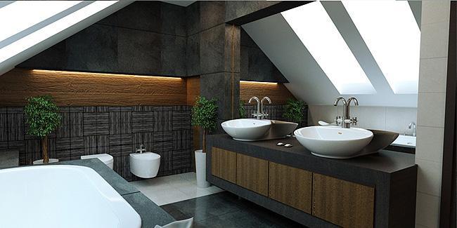 3D návrh kúpelní - Obrázok č. 29