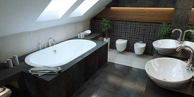 3D návrh kúpelní - Obrázok č. 30