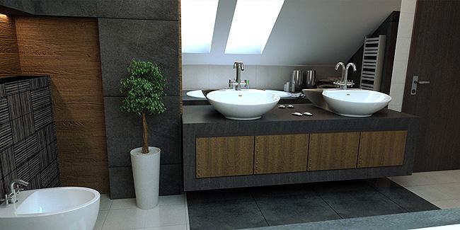 3D návrh kúpelní - Obrázok č. 31