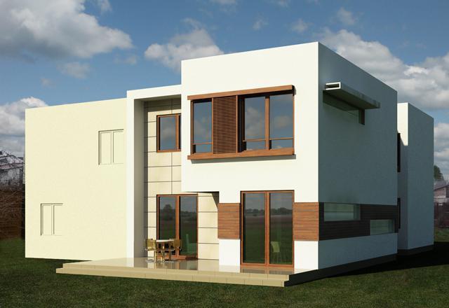 3D návrh domu - Obrázok č. 17